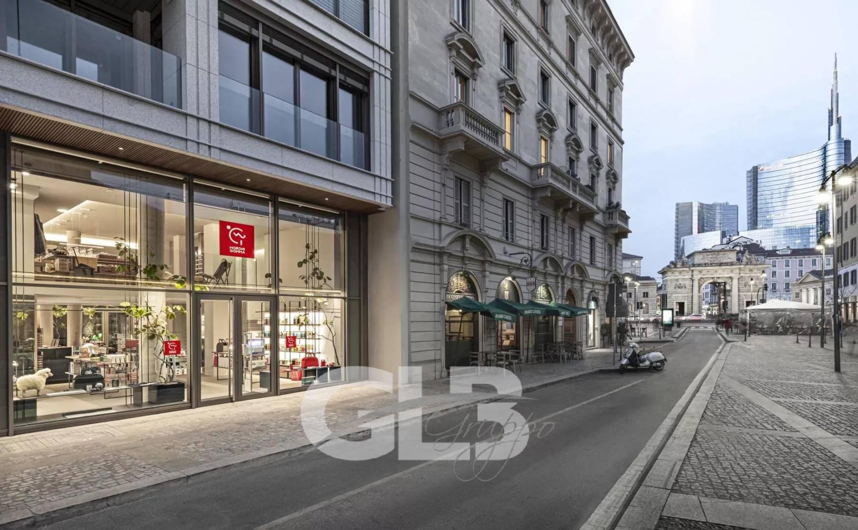 Affitto Ufficio Milano Garibaldi