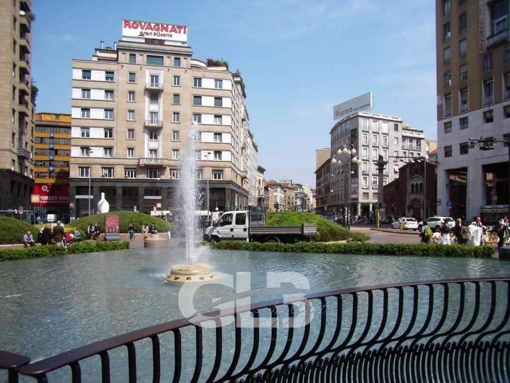 Monforte/San Babila - locazione ufficio mq. 400